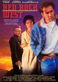 Red Rock West (1993) plakat