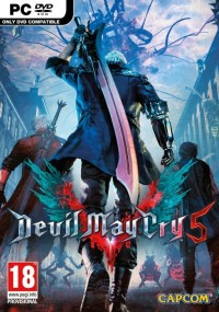 Devil May Cry 5 (2019) plakat
