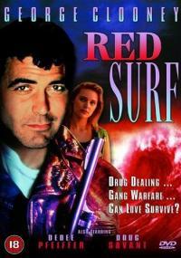 Czerwona fala (1989) plakat