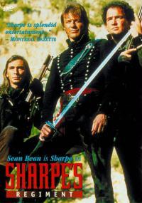 Regiment Sharpe'a (1996) plakat