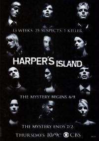 Wyspa Harpera (2009) plakat