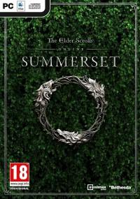 The Elder Scrolls Online: Summerset (2018) plakat