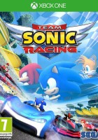 plakat - Team Sonic Racing (2019)