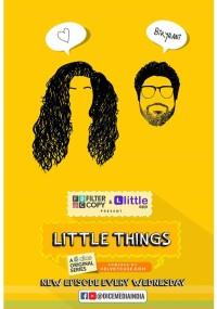 Little Things (2016) plakat
