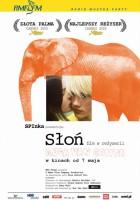 plakat - Słoń (2003)