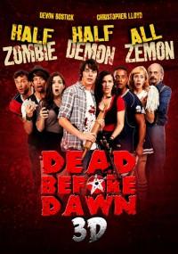 Umrzeć przed świtem (2012) plakat