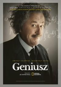 Geniusz (2017) plakat