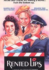 Rented Lips (1988) plakat
