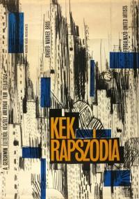 Błękitna rapsodia (1945) plakat