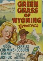 plakat - Green Grass of Wyoming (1948)