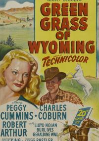 Green Grass of Wyoming (1948) plakat