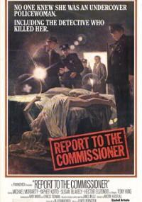 Raport dla komisarza (1975) plakat