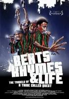 plakat - A Tribe Called Quest. Życie w rytmie bitów (2011)