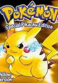 Pokemon Yellow (1998) plakat