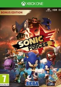 Sonic Forces (2017) plakat