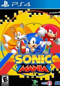 Sonic Mania (2017) plakat