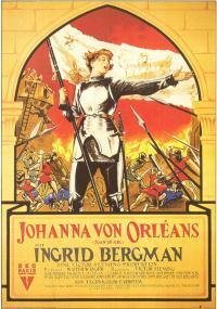 Joanna d'Arc (1948) plakat