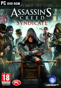 Assassin's Creed Syndicate (2015) plakat