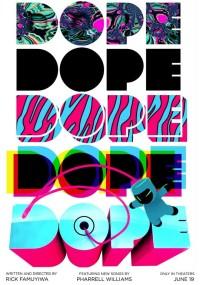 Dope (2015) plakat