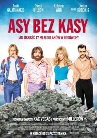 Asy bez kasy (2016) plakat