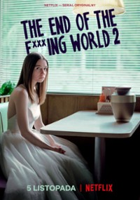 The End of the F***ing World (2017) plakat