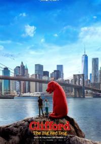 Clifford. Wielki czerwony pies (2021) plakat