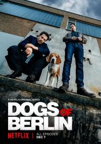 Berlińskie psy (2018) plakat