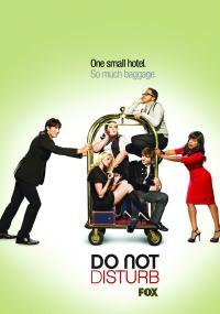 Do Not Disturb (2008) plakat