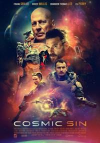 Cosmic Sin (2021) plakat