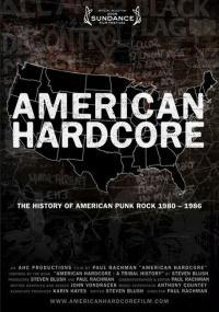 Muzyczny hardcore (2006) plakat