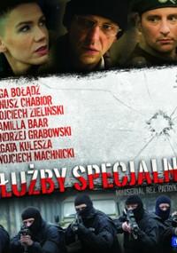 Służby specjalne (2015) plakat