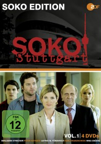 SOKO Stuttgart (2009) plakat