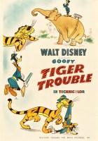 plakat - Oko w oko z tygrysem (1945)