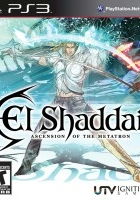 El Shaddai: Ascension of the Metatron (2011) plakat