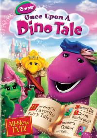 Barney: Once Upon a Dino-Tale (2009) plakat