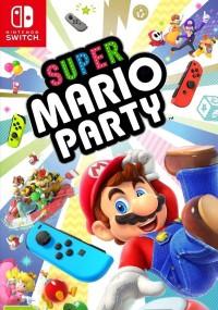 Super Mario Party (2018) plakat