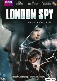 London Spy (2015) plakat