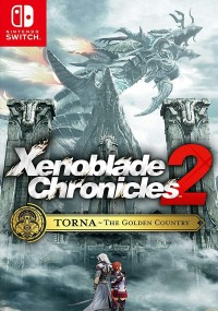 Xenoblade Chronicles 2: Torna ~ The Golden Country (2018) plakat