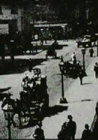 Traffic Crossing Leeds Bridge (1888) plakat
