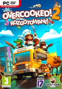 Overcooked! 2: Rozgotowani (2018) plakat