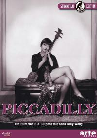 Piccadilly (1929) plakat