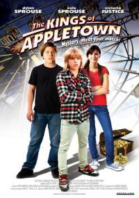 Adventures in Appletown (2008) plakat