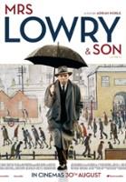 plakat - Pani Lowry i syn (2019)