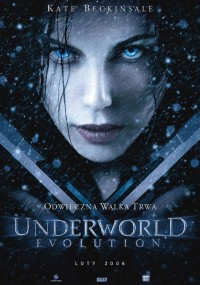 Underworld: Evolution (2006) plakat