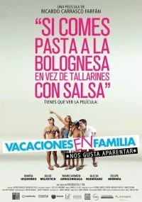 Vacaciones en familia (2014) plakat