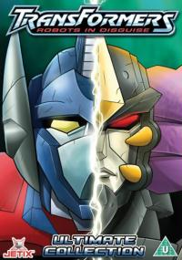 Transformers: Robots in Disguise (2000) plakat