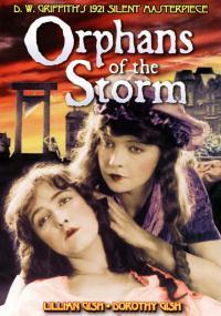 Dwie sieroty (1921) plakat