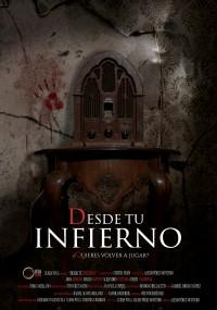 Desde tu infierno (2017) plakat