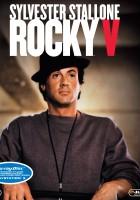 plakat - Rocky 5 (1990)