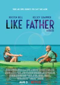 Jaki ojciec, taka córka (2018) plakat